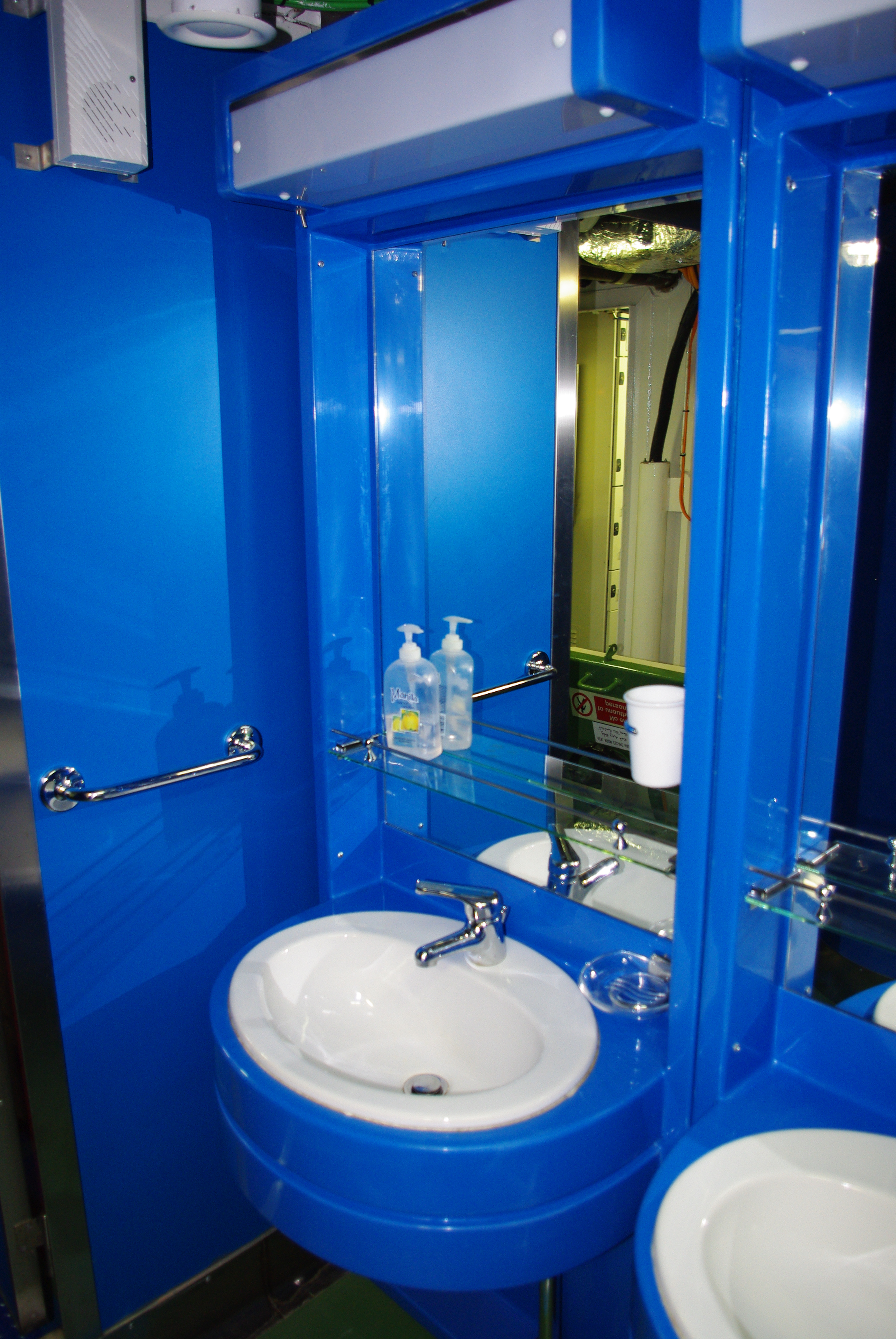 Accessories for wet areas