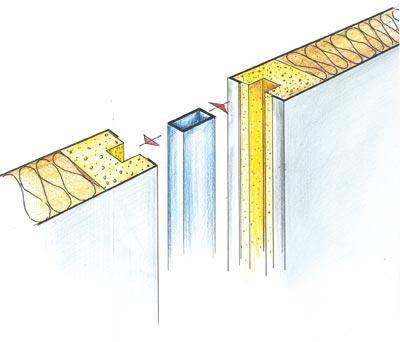 Pannelli parete for Pannelli da parete
